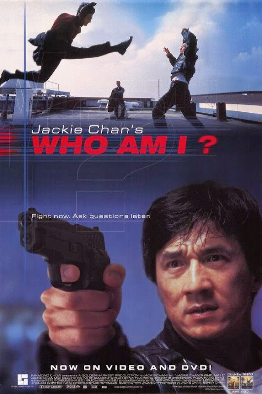 Poster Of Who Am I? (1998) Full Movie Hindi Dubbed Free Download Watch Online At Alldownloads4u.Com