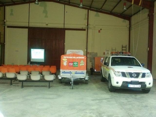 Instalaciones de Protección Civil Antequera