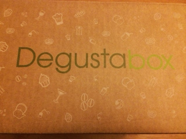Degustabox box