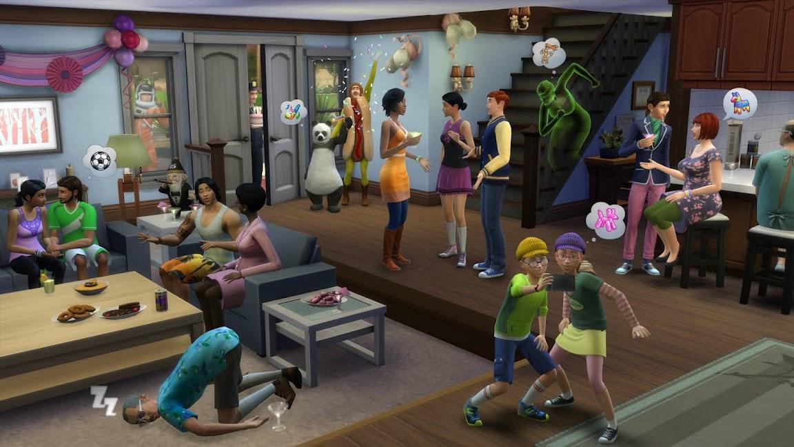 De Sims 15e verjaardag