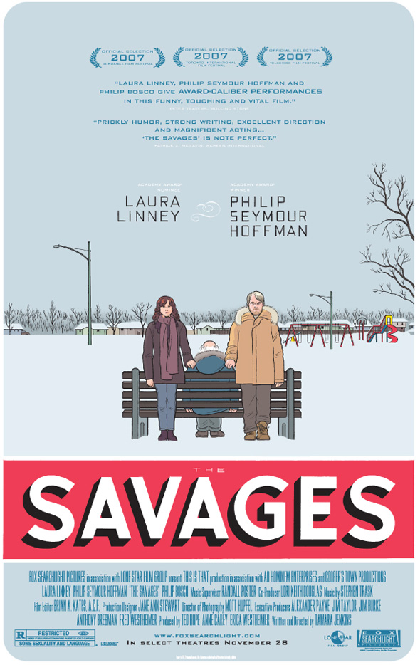 The Savages (poster)