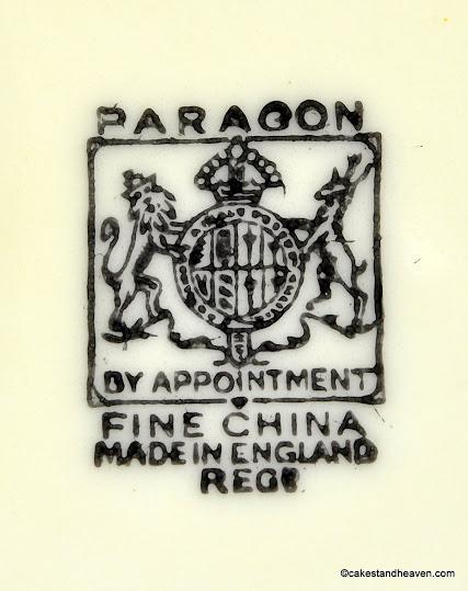 Paragon Backstmp c.1932