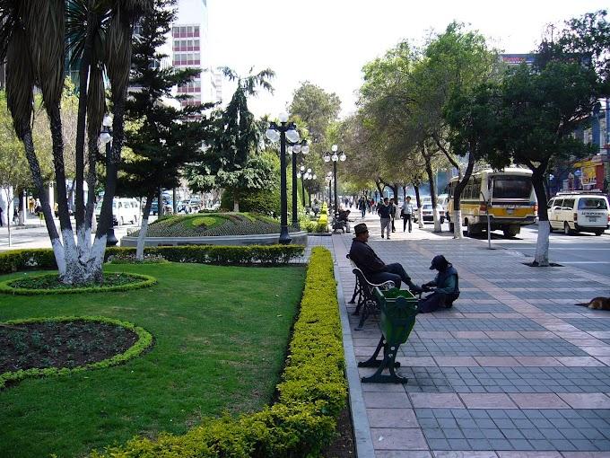 Fotos de El Prado, La Paz