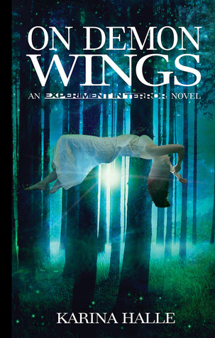 Review: On Demon Wings by Karina Halle