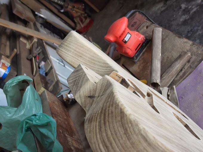 Construção guitarra telecaster, meu 1º projeto bolt on. Finalizado e com vídeo - Página 2 DSCF0902