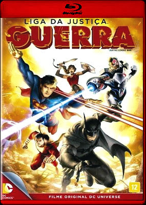 Filme Poster Liga da Justiça: Guerra BDRip XviD Dual Audio & RMVB Dublado