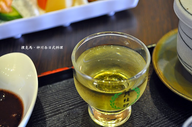 神川吞日式料理