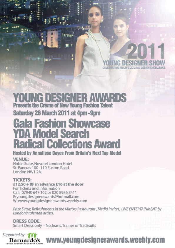 FAB AFRICAN BLACK: FDC Young Designer Show Presents the ...