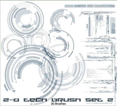 tech brush