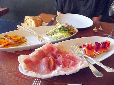 Spinasse Dinner: Italian Heaven in Seattle