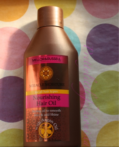 Mellor & Russell Hair Oil