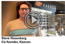 Steve Rosenberg- co-founder Kaenon Sunglasses- interview