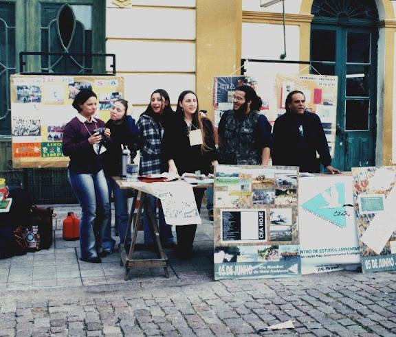 Semana do Meio Ambiente em Pelotas-RS, 2003