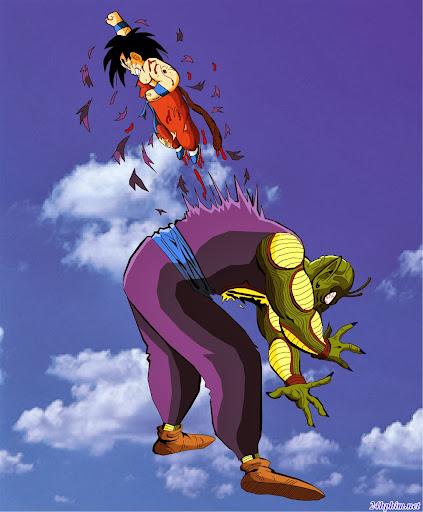 24hphim.net Kid Goku kills King Piccolo by eggmanrules Bảy Viên Ngọc Rồng Phần 1