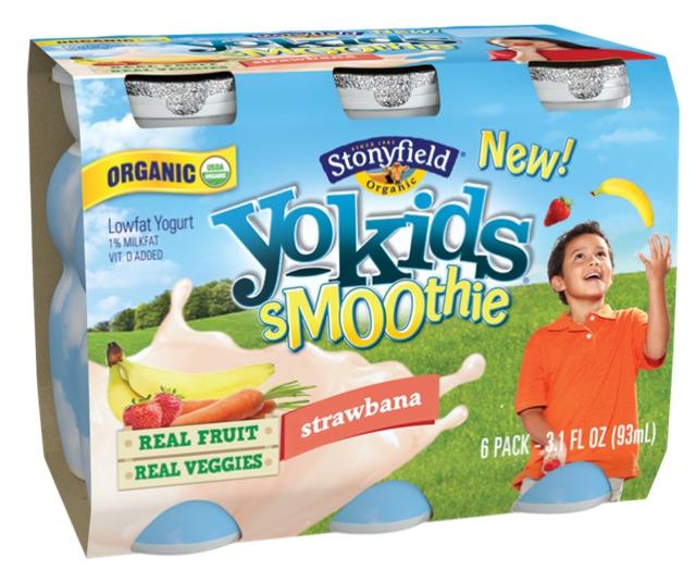 Stonyfield Yogurt Giveaway