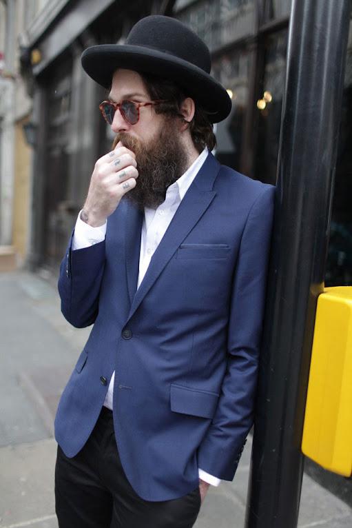 *英國倫敦時裝周場外街拍:攝影師Kuba Dabrowski捕捉街頭英倫紳士! 30
