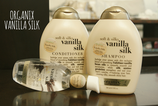Organix | Vanilla Silk