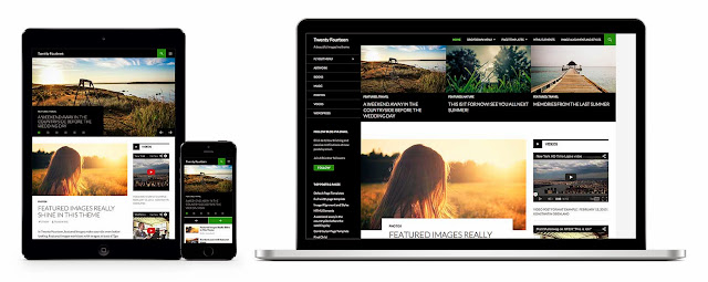 smartphone wordpress theme