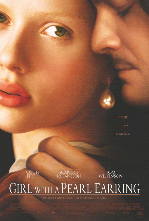 Plakat filmu: Dziewczyna z perłą