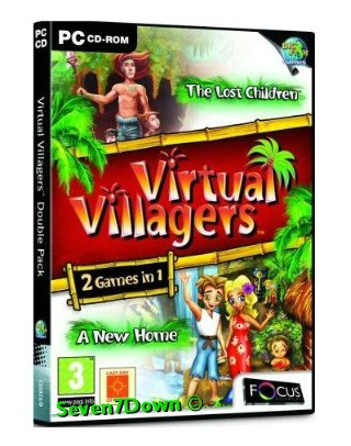Virtual Villagers Double Pack
