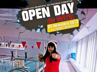 Open Day nas Piscinas Cobertas de Lamego celebra o Natal
