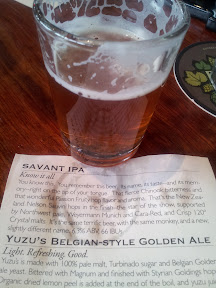 Elysian Brewery Seattle beer