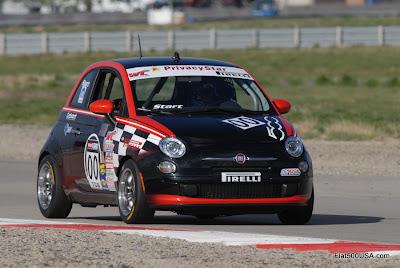 Fiat 500 B Spec Racer