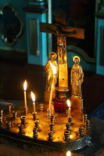 Raising of the Cross Church, Irkutsk