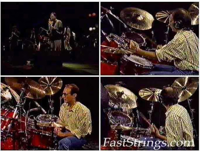 Steve Smith - Drum Lessons