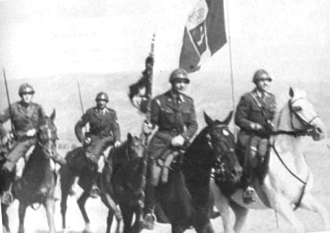 Итальянская конница