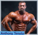 Anthony Tenuta - Super Heavyweight National NPC Competitor