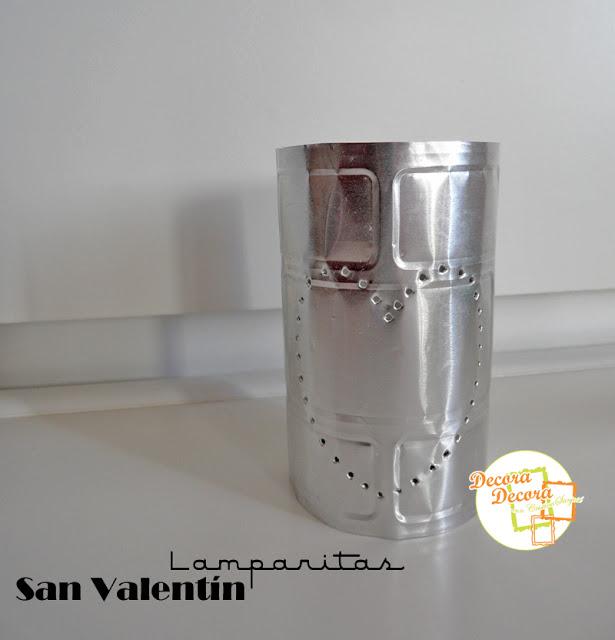 Idea 6 para decorar en San Valentín