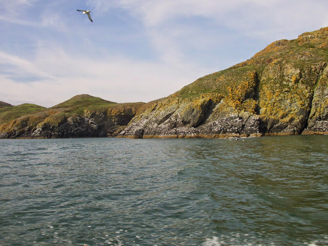 Retracing the final moments of the Tayleur on Lambay Island, Ireland. From The Sinking of the RMS Tayleur: The Lost Story of the 'Victorian Titanic'