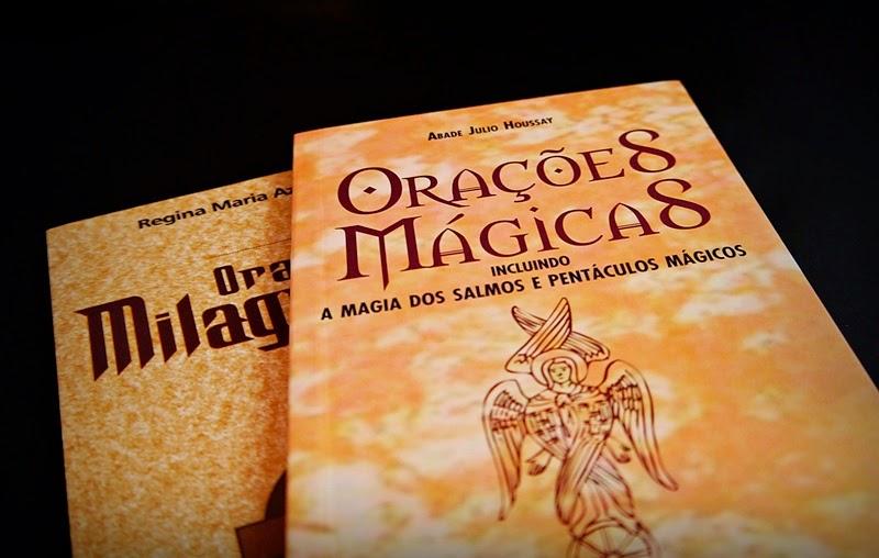 Orações Mágicas + Orações Milagrosas - combo