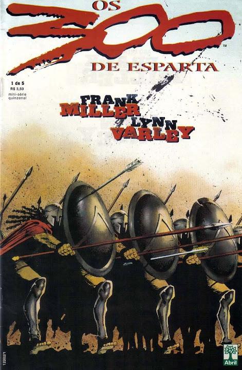 500 Histórias em Quadrinhos que você deve ler 0001