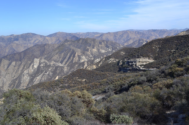 more Sierra Madre Mountains