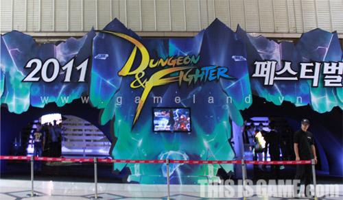 Toàn cảnh lễ hội Dungeon & Fighter Festival 2011 2
