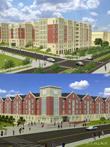 Taylor's Thoughts: New Housing for The University of Kentucky