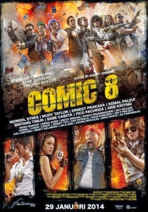 Free Download Film Terbaru Comic 8 (2014)