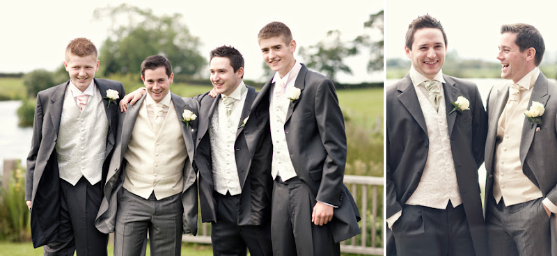 grey wedding suits