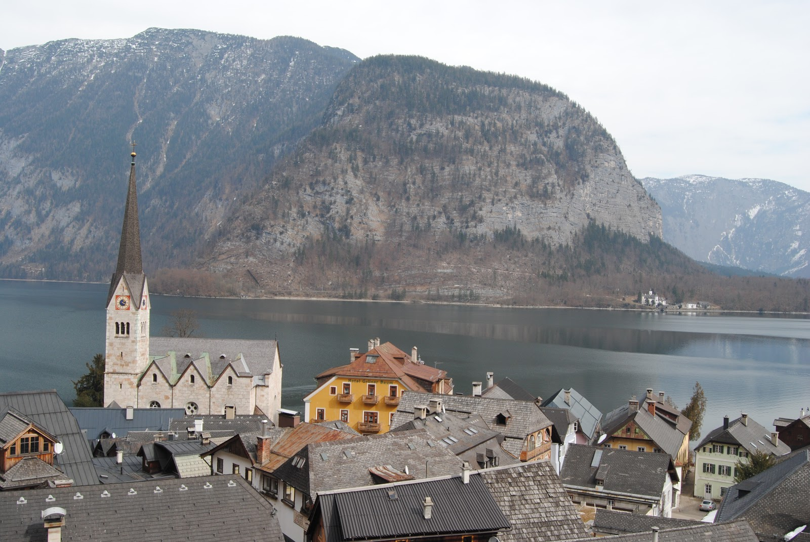One Of The More Interesting Things About Hallstatt Is The Beinhaus Or Bone  House, Home Of More Than 1,200 Skulls. Creepy, I Know.