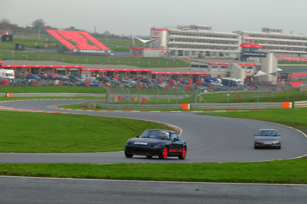 Brands Hatch Indy Circuit Mazda MX5