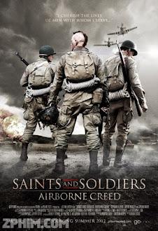Những Chiến Binh Mang Tên Thánh 2 - Saints and Soldiers: Airborne Creed (2012) Poster