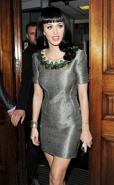 Recent Pictures: Katy Perry At BBC Radio 1 London
