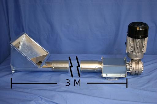 Sinfin para PELLETS HUESO ORUJILLO y biomasa similar.  - Foto 2