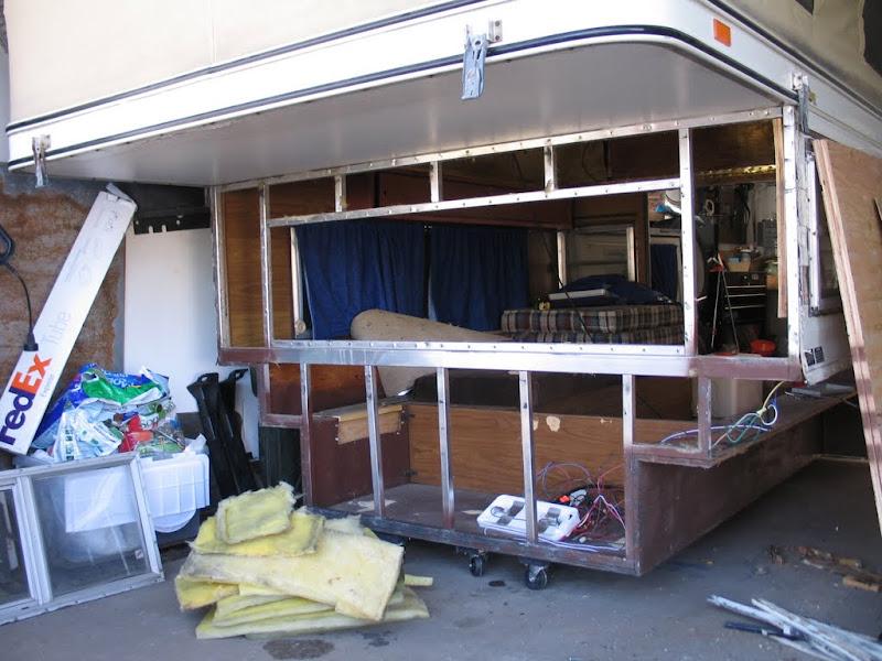 Rebuilding A Granby Four Wheel Camper Discussions