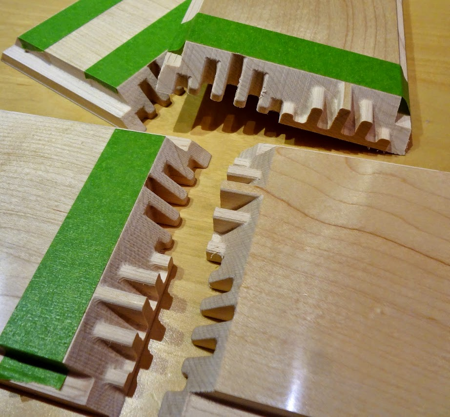 Project Gallery Wood Mode 1: New Machine Project Started