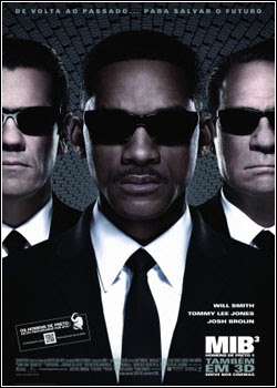 Download Filme MIB³ Homens de Preto 3 BDRip AVI Dual Áudio + RMVB Dublado