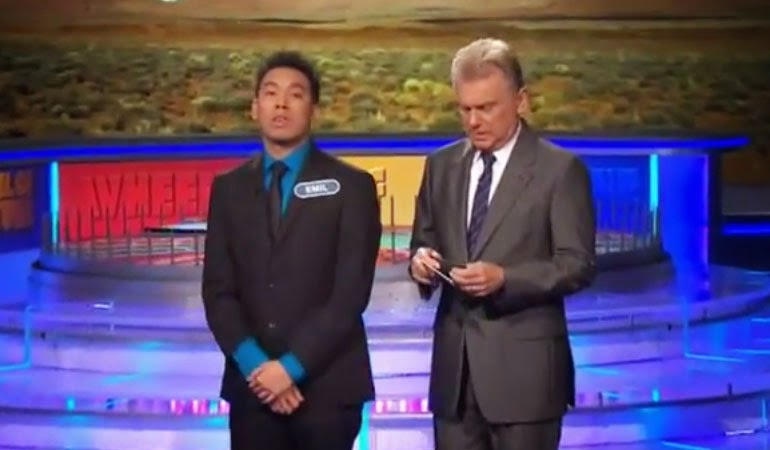 Pinoy wins $63,099 on 'Wheel Of Fortune' Hits the Web Video