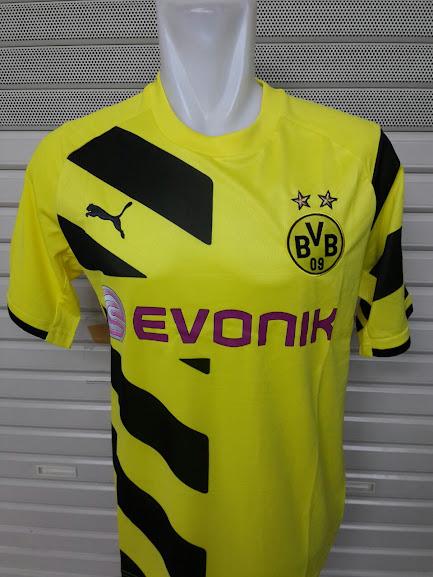 Jersey Borussia Dortmund Home 2014-2015